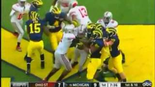 Download Ohio State vs. Michigan Fights and Brawls: The Best Rivalry In Sports History Video