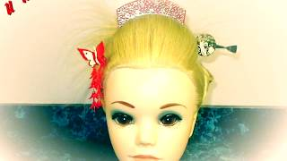 Download 日式盘发作品/Japanese hair updo Video