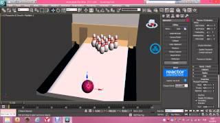 Download 3dmax Bowling Animasyon Yapımı Video