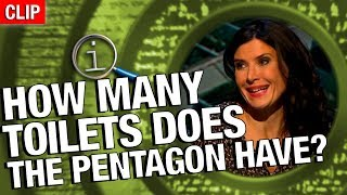 Download QI | How Many Toilets Are There In The Pentagon? Video