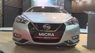 Download Nissan Micra 1.0 IG-T CVT Connect (2020) Exterior and Interior Video