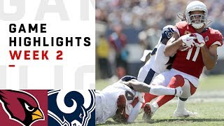 Download Cardinals vs. Rams Week 2 Highlights | NFL 2018 Video