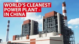 Download Inside The World's Cleanest Power Plant - In China | Coming Clean About Green | CNA Insider Video