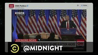 Download Donald Trump's Elegant ″Inaugurination″ - @midnight with Chris Hardwick Video