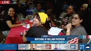 Download William Paterson University Election Night Watch Party on 11.8.16 Video