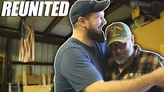 Download Reuniting A Veteran With His Long Lost Harley Davidson Video
