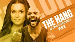 Download Joy Taylor and Carlos Boozer talk 2017 NBA Finals (Streamed Live on 5/29/17) | UNDISPUTED Video