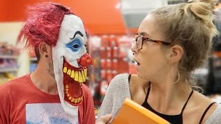 Download TERRIFIED OF CLOWNS!! (10.6.16 - Day 2716) Video