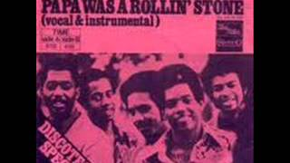 Download THE TEMPTATIONS - PAPA WAS A ROLLIN STONE (VERSION 1 & 2) Video