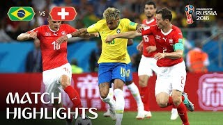 Download Brazil v Switzerland - 2018 FIFA World Cup Russia™ - Match 9 Video
