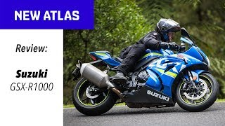 Download 2017 Suzuki GSX-R1000 review: Grunt King of the Inline Fours Video