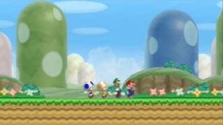 Download New Super Mario Brothers Wii hackek - overcooler [HUN] 3/3 Video
