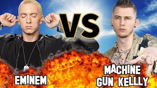 Download EMINEM VS. MACHINE GUN KELLY | Versus | Before They Were Famous Video