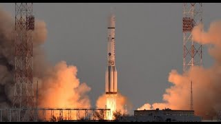 Download Exomars ESA launch on Proton Rocket Video