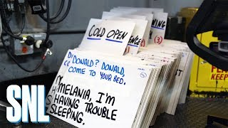 Download Creating Saturday Night Live: Cue Cards - SNL Video