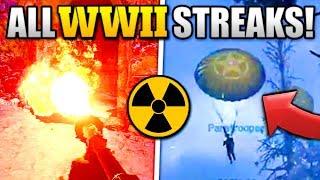Download ALL KILLSTREAKS (+ NUKE?) IN COD WW2! Video