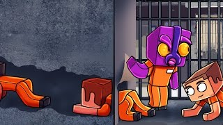 Download Minecraft | Prison Life - SECRET WAY TO ESCAPE! (Jail Break in Minecraft) #8 Video