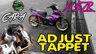 Vlog #11 *Video Repair* Masalah Tensioner Di Yamaha Y15