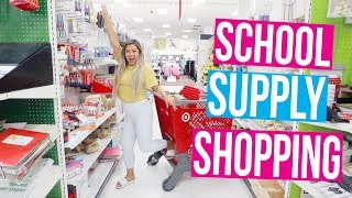 Download SCHOOL SUPPLY SHOPPING 2018!! Video