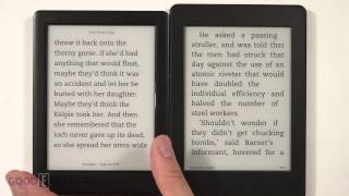 Download Kobo Glo HD vs Amazon Kindle Paperwhite 3 Video