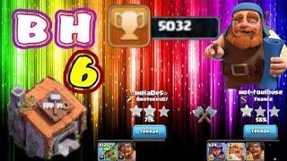 Download 6 Seviye İnşaatçı Köyü Düzeni +5000 Kupa - Bh6 +5000 Trophies Base - Bh6 Anti 2 | Clash Of Clans Video
