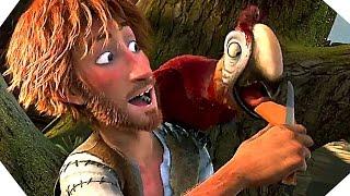 Download THE WILD LIFE Trailer (Robinson Crusoe Movie - 2016) Video