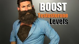Download 7 Ways To BOOST Your Testosterone Levels NATURALLY! (Build Muscle, Increase Energy & Feel Amazing) Video