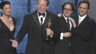 Download ″An Inconvenient Truth″ wins the Documentary Feature Oscar® Video