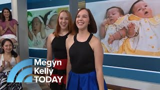 Download Conjoined Twin Sisters Tell Their Story: 'Being By Her … It's So Calming' | Megyn Kelly TODAY Video