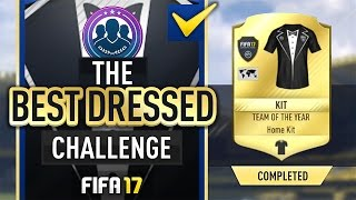 Download FIRST TOTY SBC! (THE BEST DRESSED) - EASY/CHEAP #FIFA17 Video