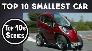 Download Top 10 Smallest Cars On Sale In The World (February 2015) Video