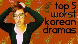 Download Top 5 Worst Korean Dramas - Top 5 Fridays Video