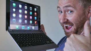 Download The Best iPad Keyboard - Brydge Keyboard for iPad Air / Pro Review Video