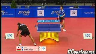 Download Volkswagen Cup: Vladimir Samsonov-Joo Se Hyuk Video