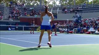 Download WATCH: M. Hingis / Y. Chan def. H. Chan / S. Zhang in US Open QF Video