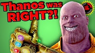 Download Film Theory: Thanos Was RIGHT!! (Avengers Infinity War) Video