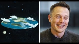Download Elon Musk Destroys The 'Flat Earth Society' With A Single Question!! Video