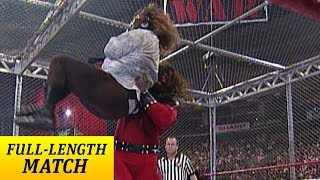 Download FULL-LENGTH MATCH - Raw - Kane vs. Mankind - Hell in a Cell Video