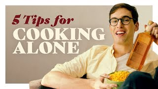 Download 5 Tips on Cooking for One Video