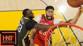 Download Golden State Warriors vs New Orleans Pelicans Full Game Highlights / April 7 / 2017 -18 NBA Season Video