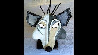 Download Hyena Mask Headpiece Video