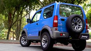 Download CarPoint News - Suzuki Jimny 2018 ganha sistema multimídia com espelhamento Video