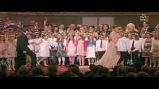 Download Barnkör sjunger för Victoria och Daniel 18 juni 2010 Video