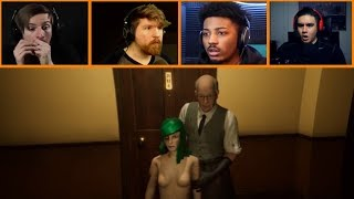 Download Let's Players Reaction To Meeting The Doll Maker   Welcome To The Game 2 Video