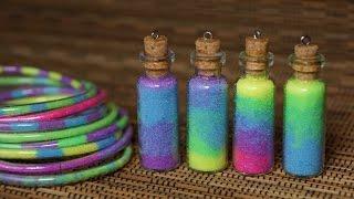Download Волшебные кулоны бутылочки своими руками / Браслеты своими руками / DIY Magic bottle charms ideas Video