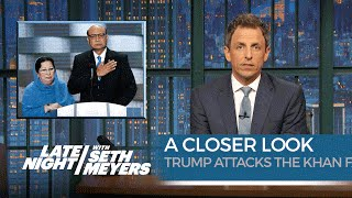 Download Trump Attacks the Khan Family: A Closer Look Video
