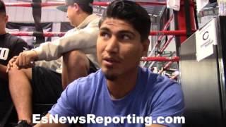 Download Mikey Garcia calls out McGregor - EsNews Boxing Video
