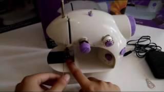 Download Tutorial Cara Penggunaan Mesin Jahit Mini Portable Video