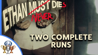 Download Resident Evil 7 Ethan Never Dies - How to Complete Ethan Must Die - 2 Full Walkthroughs, No Deaths Video