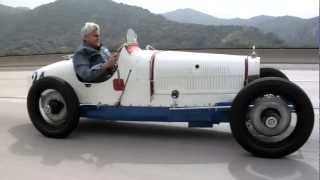 Download 1928 Bugatti Type 37A - Jay Leno's Garage Video